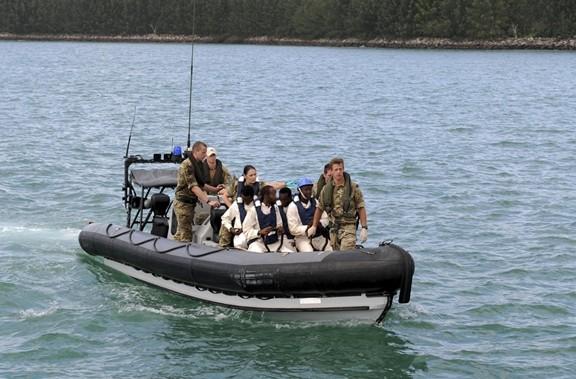 royal navy pirates seychelles