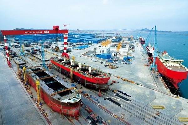 STX shipbuilding dalian