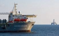 Transocean's Discoverer Clear Leader drillship