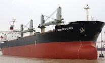 Cargo Ship Vinalines Queen