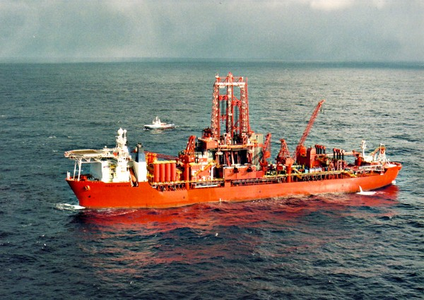 West Navigator Seadrill
