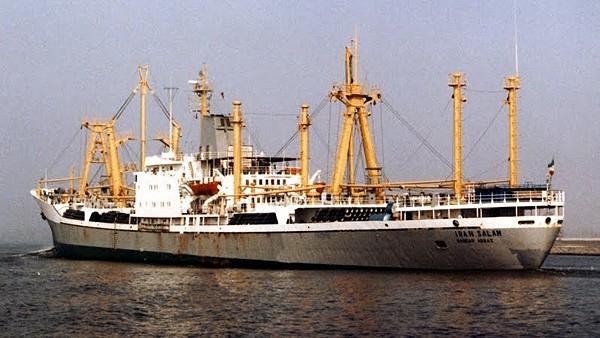 savina al-salaam livestock ship