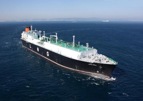 LNG Carrier Abdelkader