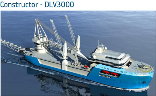 GustoMSC Constructor DLV3000