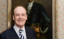 Maritime Heritage Foundation Chairman Sir Robert Balchin