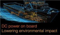 How Shipboard DC Power Saves You Money, and Reduces Environmental Impact [INFOGRAPHIC]