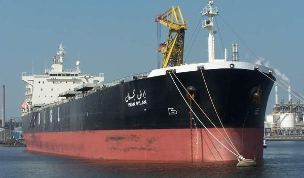 Darya Hafiz Shipping eglantine iran gilan