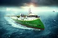 Polarcus Amani: High Tech Arctic Seismic Survey Vessel Delivered