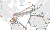 Submarine Cable Map – Charting Your Overseas Internet Connection