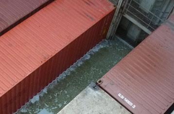 flooded cargo hold uk pandi