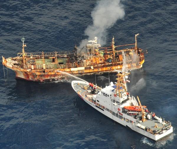 japanese fishing vessel ghost ship
