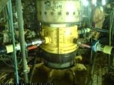 Intervention Crew Installs Gas Diverter on Elgin Platform