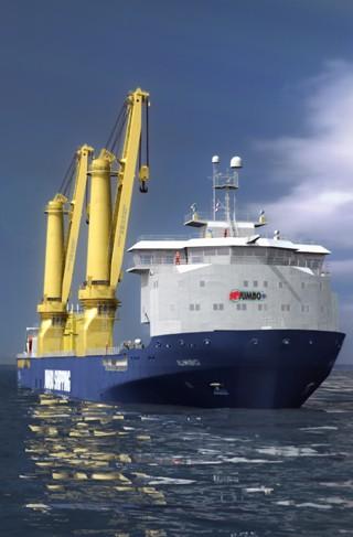 jumbo shipping k-class
