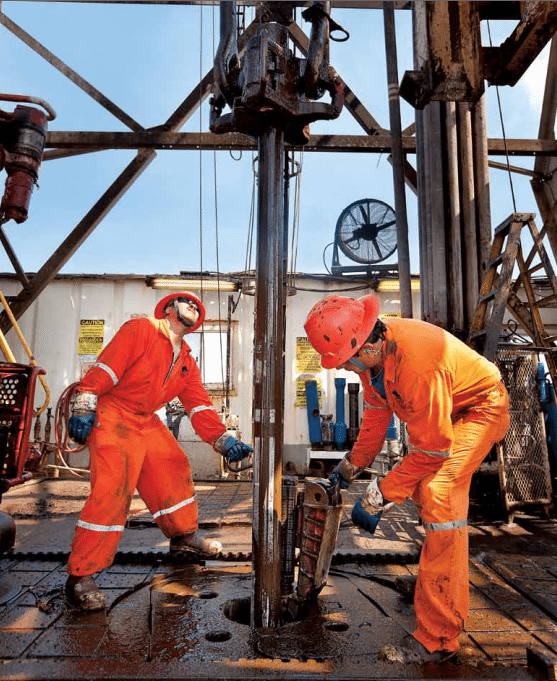 diamond offshore pulling slips