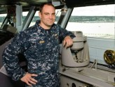King's Point Alumnus Named Navy's Top Ship Handler In The Pacific