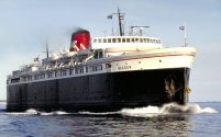 Last American Coal Powered Ferry Asks Permission to Dump Ashes While Steaming