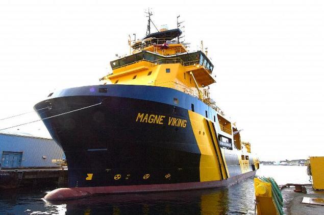 magne viking supply ship
