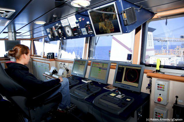 Helix Producer Dynamic Positioning Officer