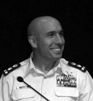 Mario Vittone USCG Uniform