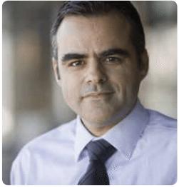 Apostolos Poulovassilis, Regional Marine Manager, EMEA lloyd's register