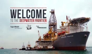 deepwater frontier transocean