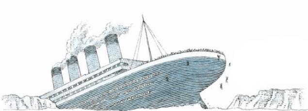 unsinkable titanic