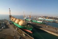 Ship(yard) Photo of The Day – LNG Carriers in Dry Dock