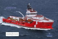 Atlantic Offshore Wins Four Year Deal for New Emergency Response Vessel