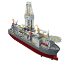 Ensco Returns to SHI for New $625 Million Drillship