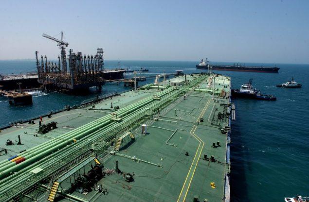 Ras Tanura Sea Island Terminal saudi aramco