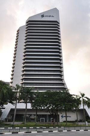 neptune orient lines building singapore