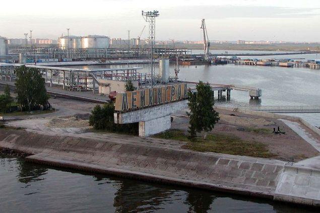 st. petersburg port russia