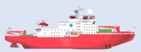 China Looks to Break the Ice with New Research Vessel