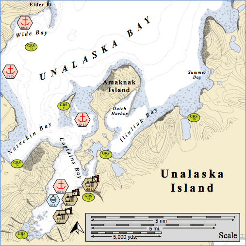 unalaska island