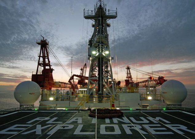 platinum explorer vantage drilling helideck