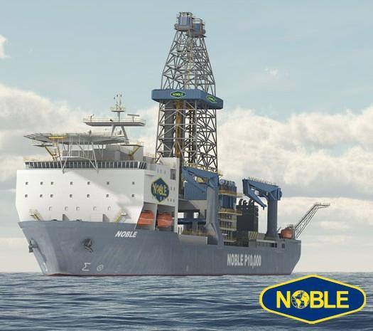 noble bob douglas hhi hyundai drillship
