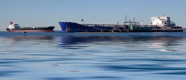 oil tankers crude ship vlcc