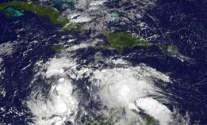 Hurricane Sandy. Image: NASA