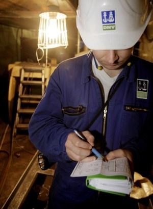 dnv ship surveyor