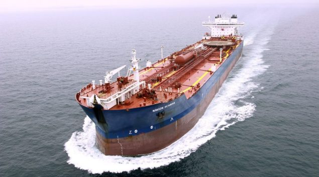 navion scandia shuttle tanker teekay