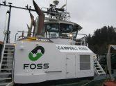Foss Hybrid Tug Suffers Machinery Fire