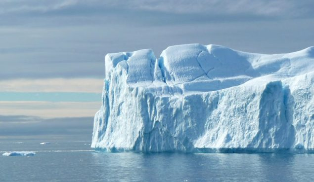 iceberg arctic greenland ice