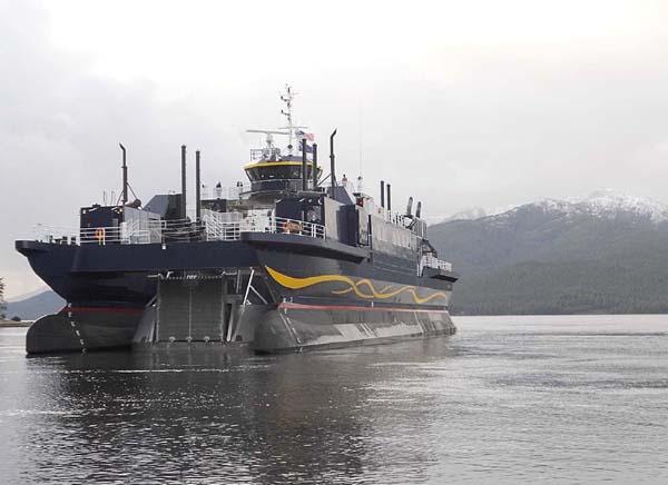 Alaska Journal | Mat-Su Assembly approves $1.75M sale of Susitna ferry