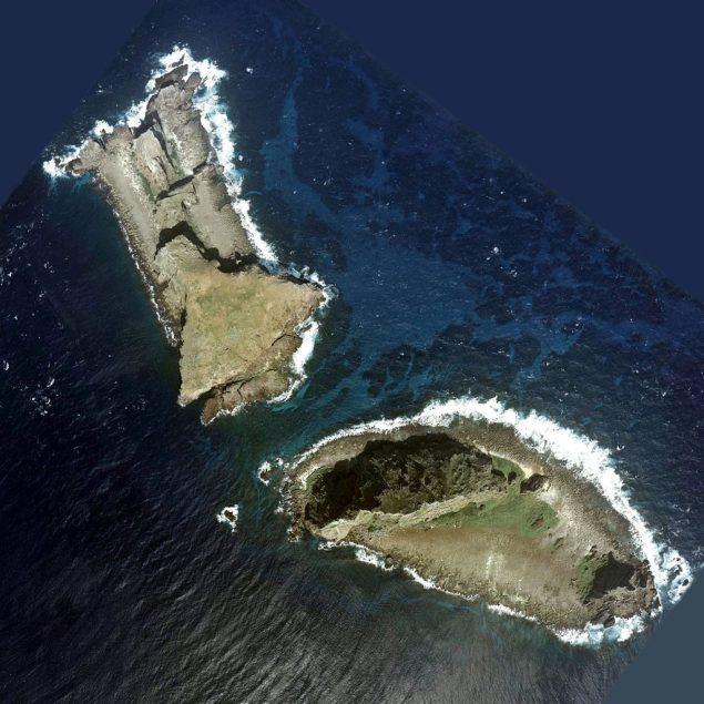 Kitakojima Minamikojima Senkaku Islands