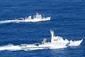 Cina Coast Guard Cutters