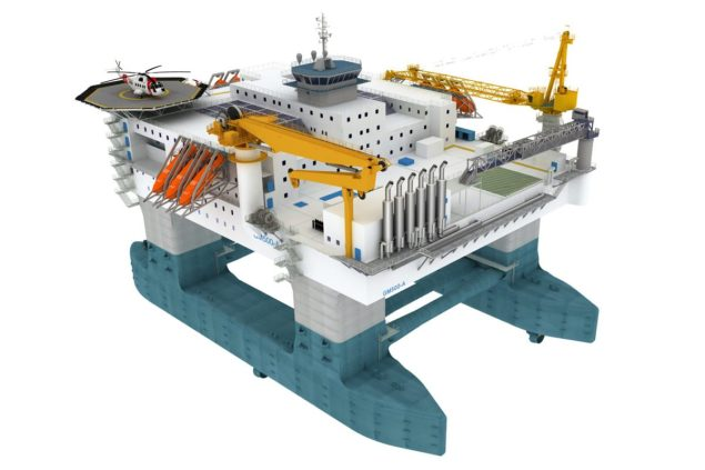 axis offshore accommodation vessel cosco