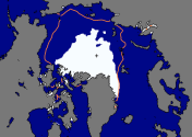 Holy Climate Change! Arctic Sea Ice Melt Shatters Records