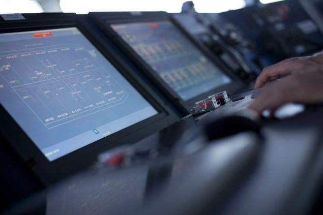 kongsberg km amundsen spirit dynamic positioning dpo