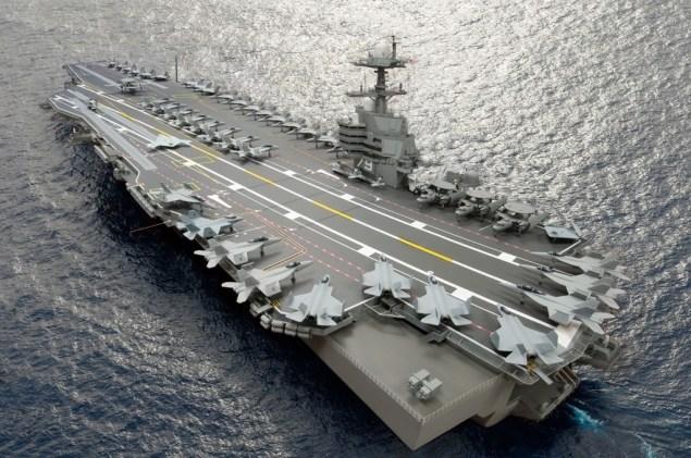 uss john f. kennedy aircraft carrier