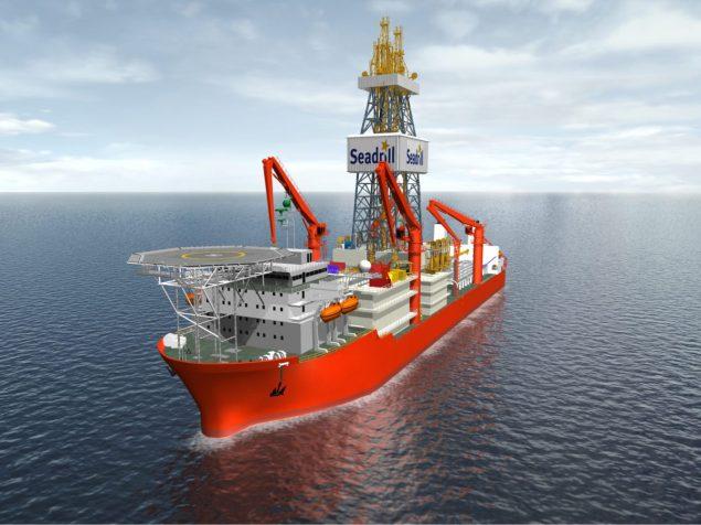 seadrill drillship samsung heavy